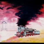 Carlo Cappelli  La locomotiva