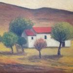 Antonio Arte La casa in collina