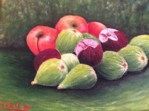 Antonio Arte Rosso e verde