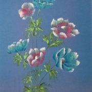 Vera Lowen  anemoni 61x47