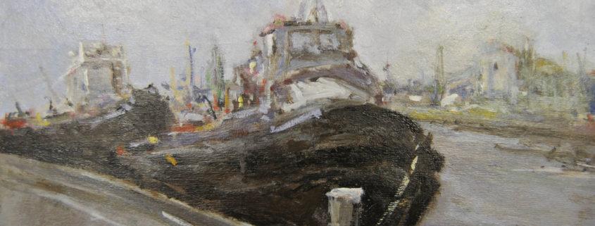 Paolo Paoliini pittore livornese
